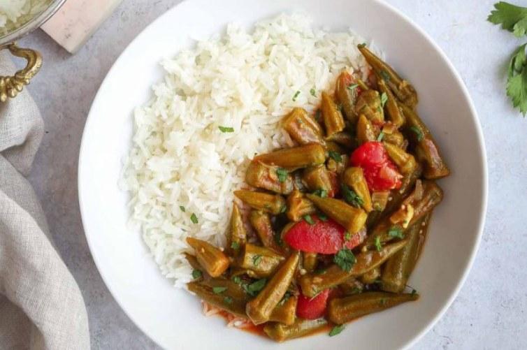 Magdas Food Programme Bamya Okra