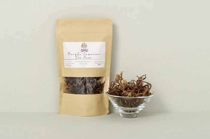 Magdas Natures Treasures - Purple Jamaican Sea Moss